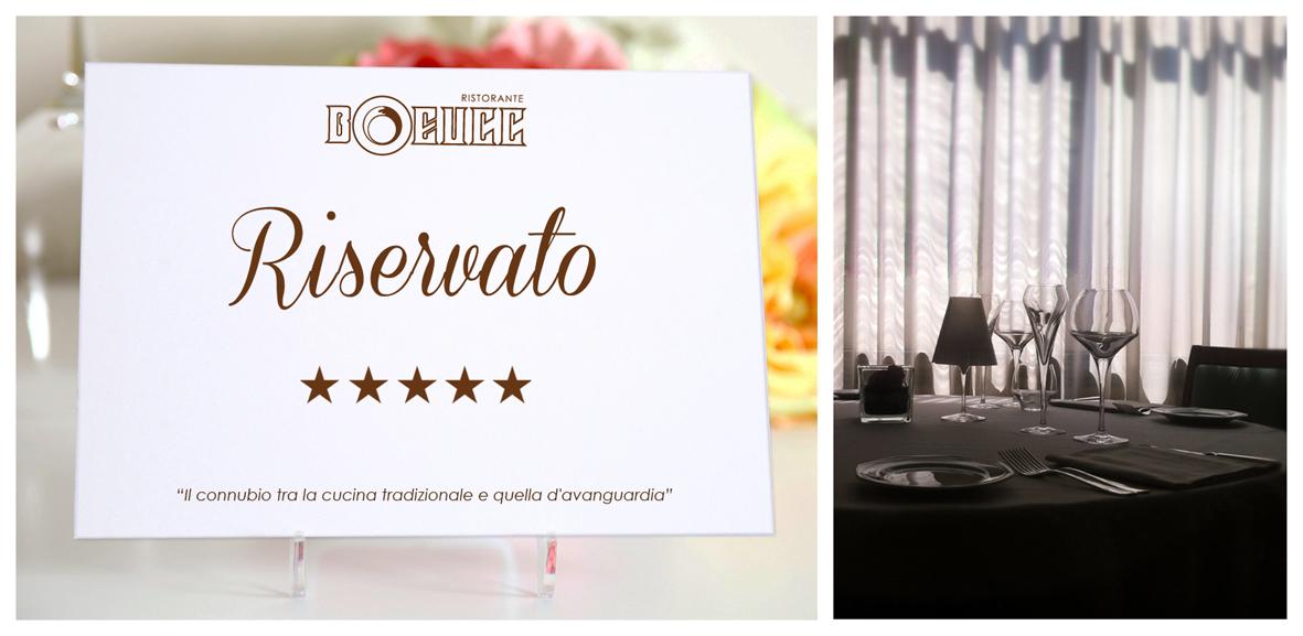 Prenotazione Ristorante Saronno Online - www.boeucc-saronno.it