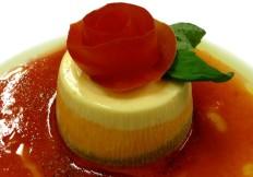 Terrina di verdure con crema di pomodoro e basilico - www.boeucc-saronno.it - Ristorante Boeucc Saronno