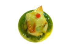 Parmigiana di zucchine con croccante di caprino - www.boeucc-saronno.it