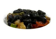 Gnocchi neri con scorfano e asparagi - www.boeucc-saronno.it - Ristorante Boeucc Saronno